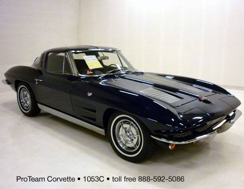 Classic Corvette For Sale 1963 1053C